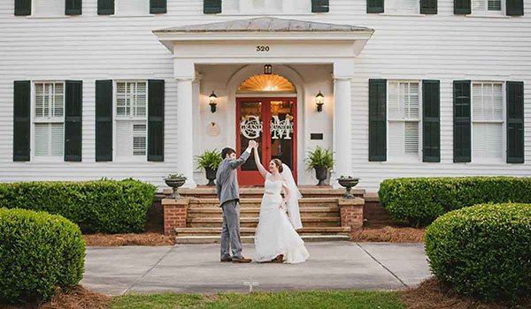 Macon Georgia Wedding Venue