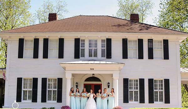 Historic Macon Georgia Wedding Venue