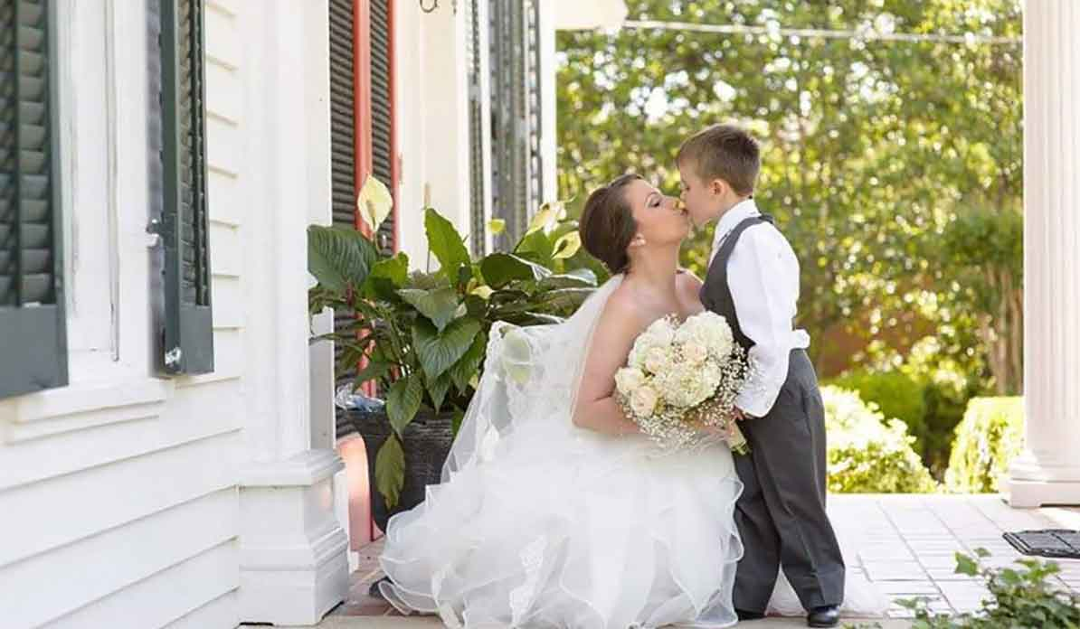 romantic Macon Wedding Venue